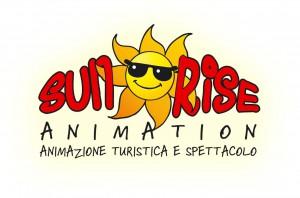 logo sunrise animation